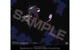 「ニンテンドー3DS ポケモンX・Y スーパーミュージックコレクション」(ジャケット裏)の画像