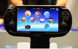 PlayStation Vita 写真提供:Getty Imagesの画像