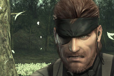 『METAL GEAR SOLID SNAKE EATER』の実機映像が公開 画像
