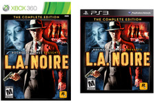 『L.A. Noire: The Complete Edition』のXbox 360/PS3版が発表 画像