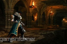 3DSの悪魔城ドラキュラ新作『Castlevania Lords of Shadow Mirror of Fate』最新スクリーン 画像