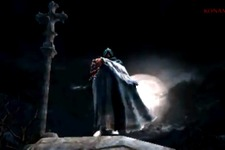 3DS『Castlevania –Lords of Shadow– 宿命の魔鏡』オープニングムービーなど、最新映像複数公開 画像