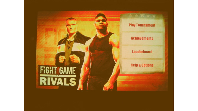 FIGHT GAME: RIVALS