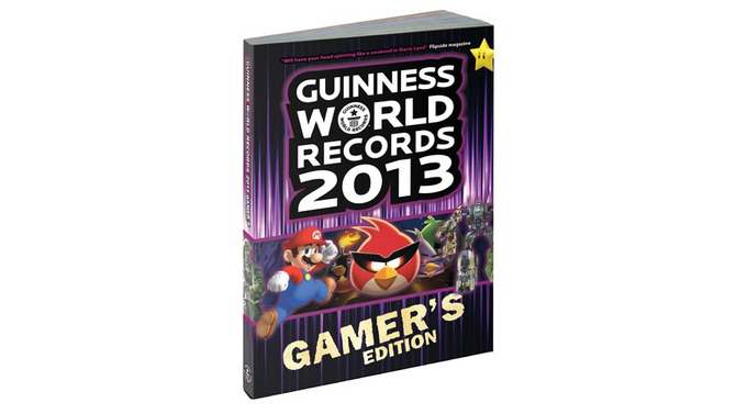 Guinness World Records 2013 Gamer's Edition book