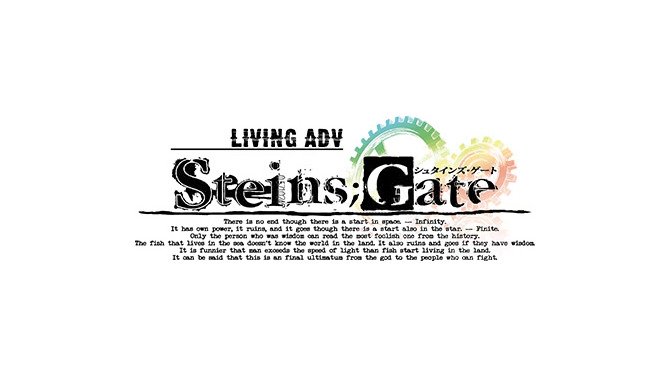 LIVING ADV「STEINS;GATE」