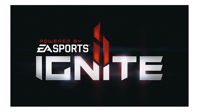 「EA SPORTS Ignite Engine」ロゴ