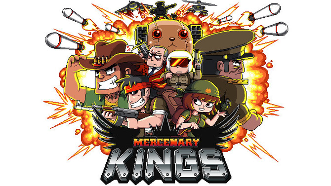 『Mercenary Kings』