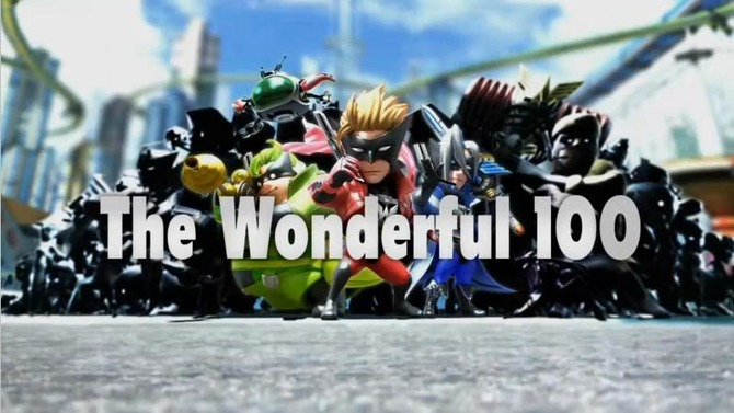 『The Wonderful 101』