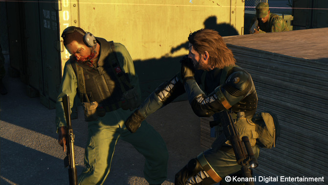 『METAL GEAR SOLID V: GROUND ZEROES』はXbox 360/Xbox Oneでも独占コンテンツが登場、海外発表