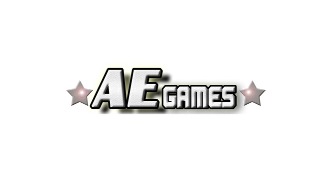 AE Gamesロゴ