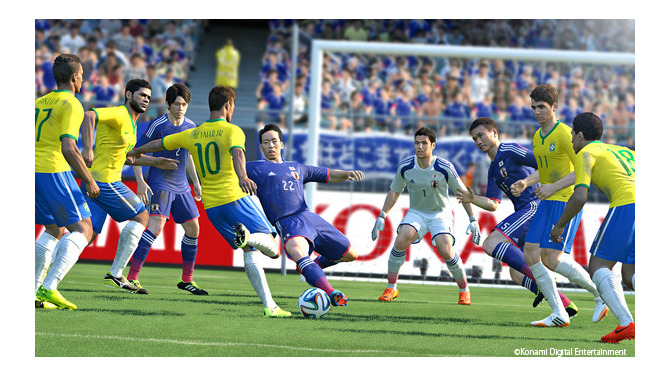 World Soccer Winning Eleven 2014 蒼き侍の挑戦