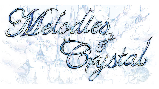 Melodies of Crystal ロゴ