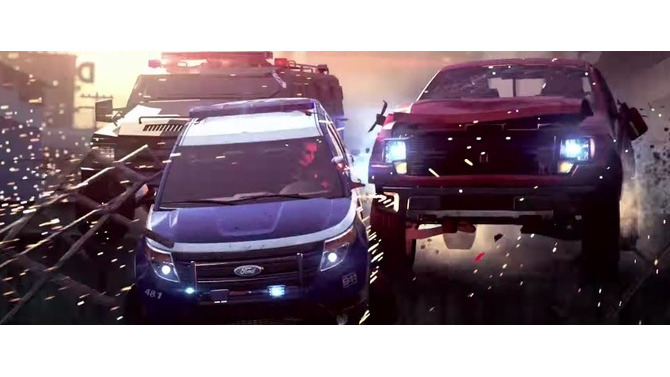PC版『Need for Speed Most Wanted』Originにて無料配信開始