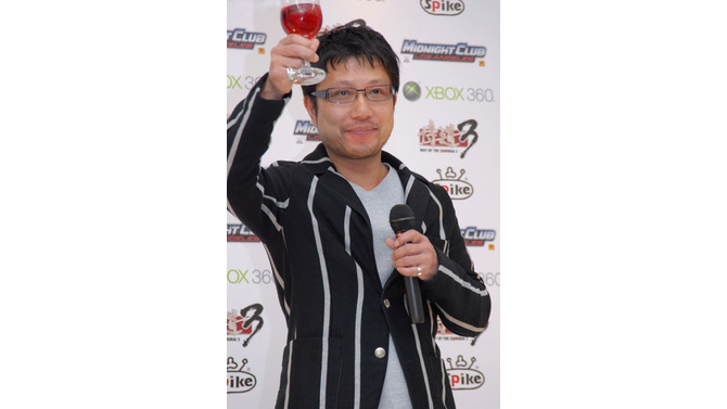 Spike-Xbox360 New Year Party 2009レポート