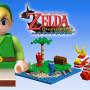 Legend of Zelda: King of Red Lions Play Set