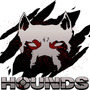 『HOUNDS』ロゴ