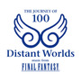「Distant Worlds: music from FINAL FANTASY THE JOURNEY OF 100」ロゴ