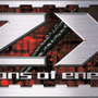Z/X -Zillions of enemy X- ロゴ