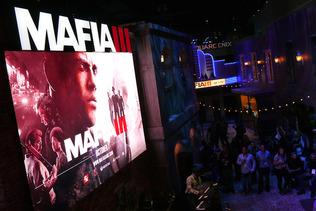 【E3 2016】『Mafia III』プレゼンで判明した数々の新要素―雰囲気たっぷりのブースも! 画像