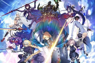 『Fate/Grand Order』「マシュ・キリエライト」のCVが高橋李依に変更、種田梨沙の病気療養のため 画像