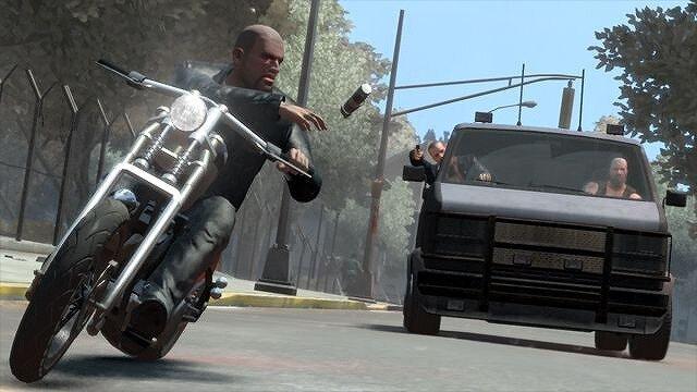 『GTA:エピソード・フロム・リバティーシティ』爆弾やグレネードなど強力... 『GTA:エピソ