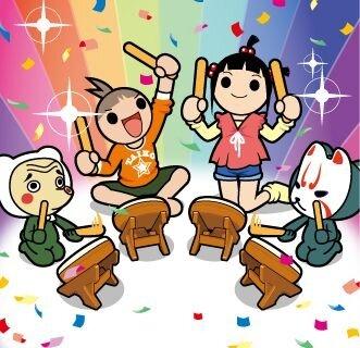 """『太鼓の達人Wii 決定版』みんなが選んだ100曲ベスト!を収録した""""決定版"""""""