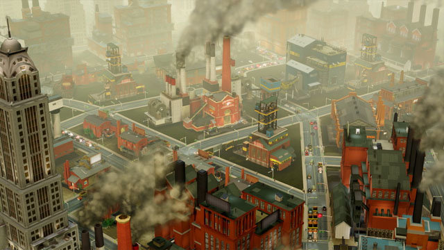 speedpaint industrial city by - photo #18