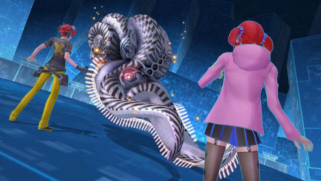 「デジモン」3年ぶりのゲームが発表。キャラデザが大幅に変更されオシャレなふいんきに