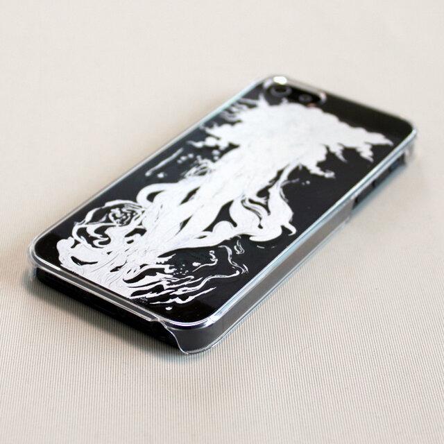【画像】天野喜孝がhydeをイラスト化したiPhoneケースが発売