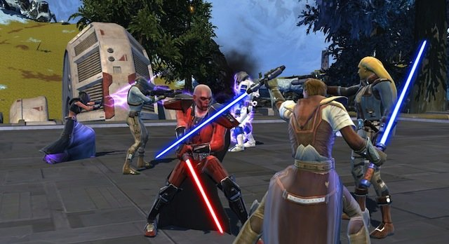 Star Wars:The Old Republic