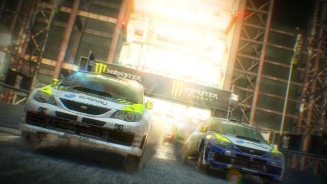 Colin McRae: DiRT 2 Codemasters the Best