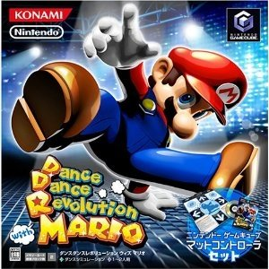 Dance Dance Revolution with MARIO
