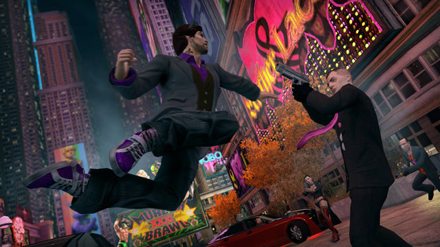 TGS 11: 『Saints Row: The Third』インタビュー