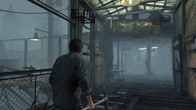 『Silent Hill: Downpour』の最新ゲームプレイが解禁、発売は3月に