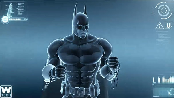 Batman:Arkham City Armored Edition