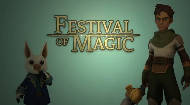 『Festival of Magic』