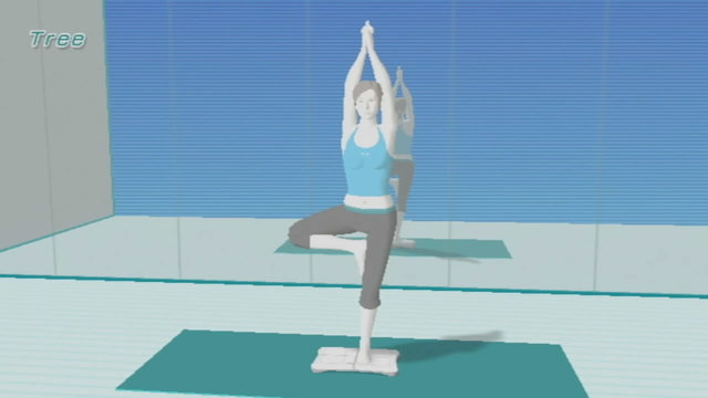 Wii Fit トレーナー