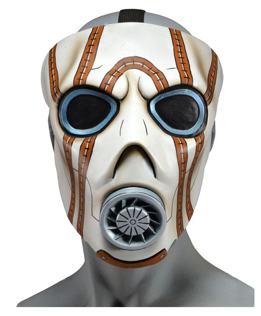 Psycho Bandit Latex Mask