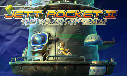『Jett Rocket II: The Wrath of Taikai』