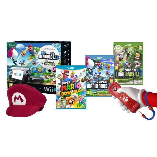 「Mario Mega Bundle」セット