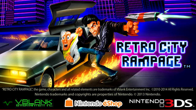 『Retro City Rampage: DX』