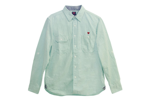 CHAMBRAY SHIRTS / LEGEND OF ZELDA