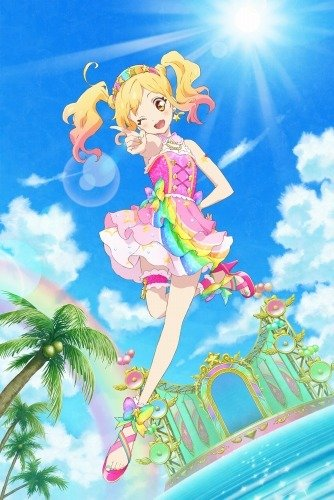 (c)2016 BNP/BANDAI, AIKATSU STARS THE MOVIE
