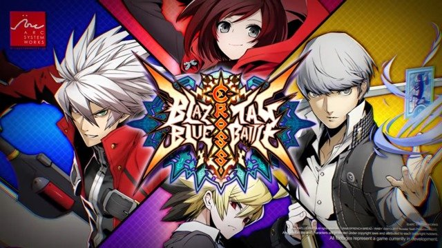 アーク新作『BLAZBLUE CROSS TAG BATTLE』発表!『RWBY』『ペルソナ4』『Under Night In-birth』夢の共演