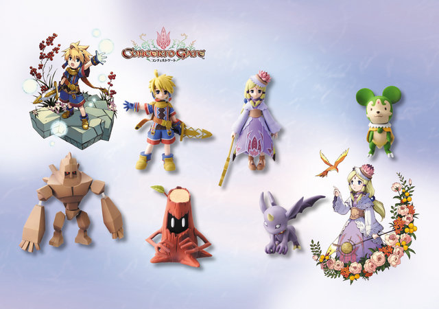 Published by NHN Japan Corporation Developed by ponsbic (C)2007 SQUARE ENIX CO., LTD.  All Rights Reserved.