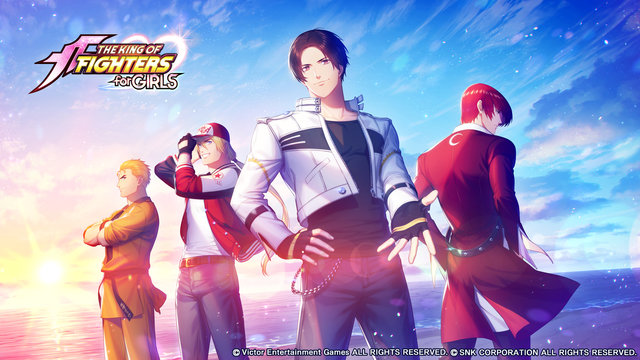 『THE KING OF FIGHTERS for GIRLS』が待ちきれなかったので、草薙京さんと渋谷デートをしてみた