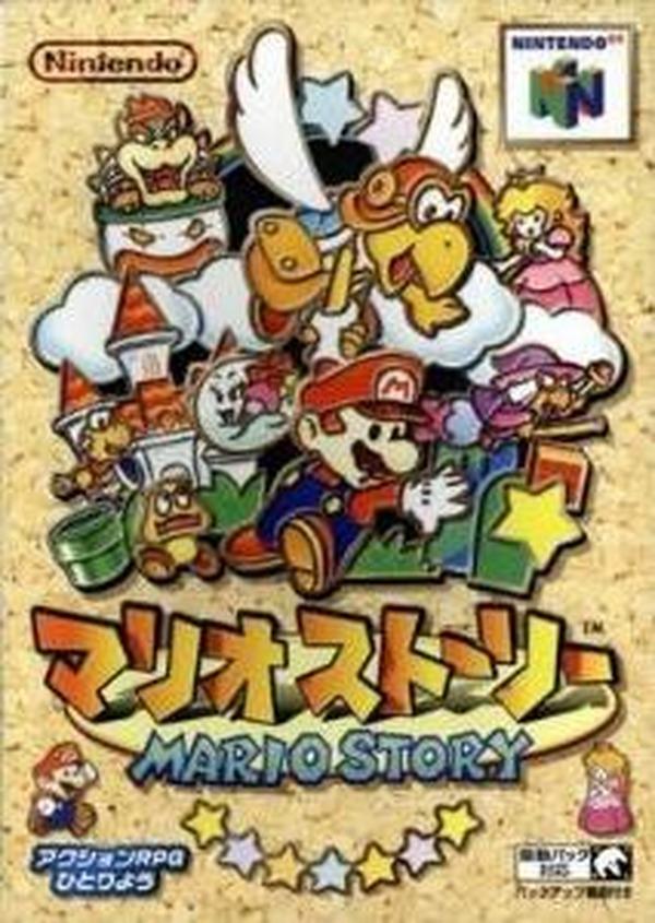ストーリー マリオ