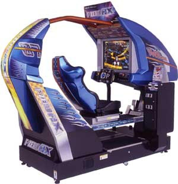 ゲームキューブ版『F-ZERO GX』にはアーケードの『F-ZERO AX』が完全収録されていた   インサイド