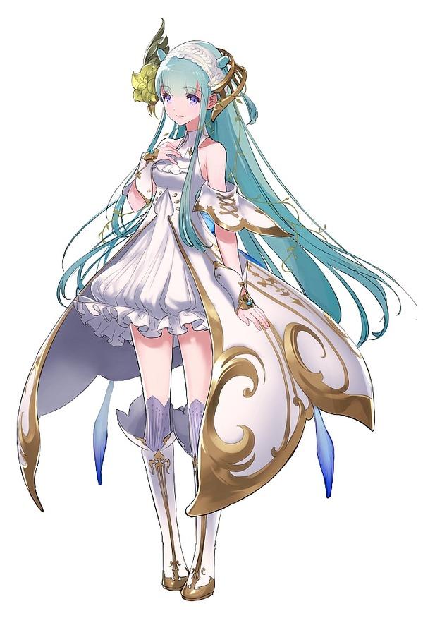 """Anime Character Design Contest : 【画像】セガam 研が贈る""""超リッチrpg 『ソウルリバース ゼロ』事前登録開始、プロダクションig製作のアニメpv"""