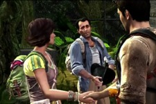 【gamescom 2011】新たな登場人物の姿も!『Uncharted: Golden Abyss』最新トレイラー 画像